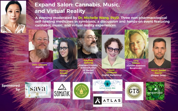Expand Salon: Speaker Bios