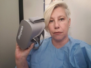 Virtual Reality for Mammograms and Annual Exam Anxiety